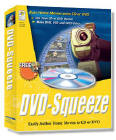 DVD Squeeze - Backup and Burn DVD to CD
