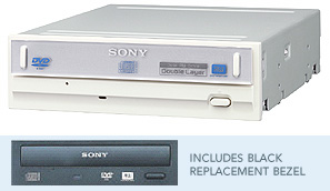 Sony DRU820A Double Layer DVD Burner