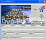 Super DVD Ripper - Convert DVDs to VCD and Burn to CD